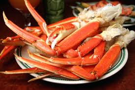 crab legs nutrition info calories in oven temp