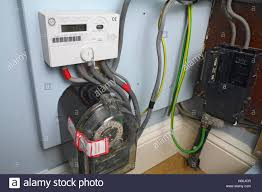 meter readings stock photos & meter readings stock images alamy Economy 7 Meter Wiring Diagram domestic digital economy 7 electricity meter and analog time clock stock image Residential Electrical Meter Wiring Diagram