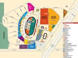 Texas Motor Speedway Suite Chart Fan Guide