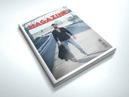 Magazine Template Psd Fashion Magazine Template Layout Psd Free Download Cover