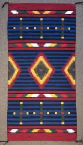 Blue navajo rugs Wool Navajorugrevivalc006366jpg Chinalatinanyccom Navajo Rugold Stylec006366
