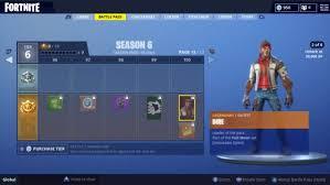Level Chart Fortnite Season 5 Fortnite Season 6 What Level 30 000 Xp Is