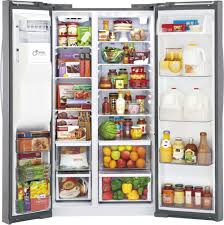 refrigerator 69 inches tall. lg lsxs26326s 36 inch side-by-side refrigerator with smart cooling®, tall ice \u0026 water dispenser®, spaceplus® system, linear compressor, air and 69 inches