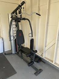 Marcy Club 200 Lb Stack Weight Home Gym Mkm 81010 Best