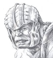 24 Drawn Hulk Hulk Ragnarok Free Clip Art Stock Illustrations