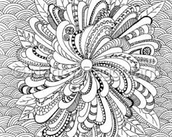 Small Picture Complex Coloring Pages Coloring Pages