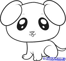 Small Picture How To Draw Puppy Dog Number 3 Legs Drawing Stepspng Coloring