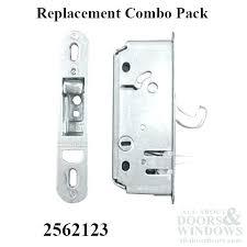 andersen patio door lock repair sets replacements