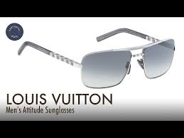 louis vuitton sunglasses. louis vuitton men\u0027s attitude sunglasses quick review