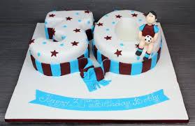 Creative Birthday Cakes Easy Number Cake Ideas Tekhno