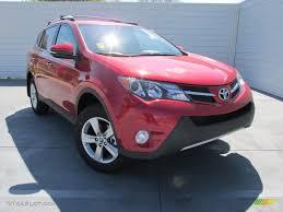 2015 Barcelona Red Metallic Toyota RAV4 XLE #102469713   GTCarLot ...