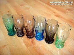 mcdonalds coca cola glasses 2016