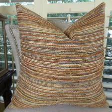 Earth Tone Decorative Pillows