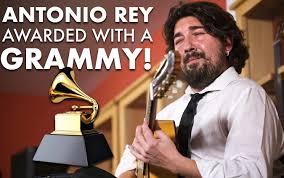 Antonio Rey Wins a LATIN GRAMMY AWARD in the Best Flamenco Album Category.  - Guitar Salon International