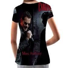 Jual Kaos Wanita Marc Anthony Latino Tshirt Fullprint - Kota Bandung -  Hadiana | Tokopedia