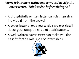 Crafting A Cover Letter Crafting An Eye Catching Cover Letter Many Job Seekers Today Are