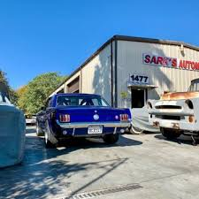 photo of sark s automotive glendale ca united states my 66 mustang race