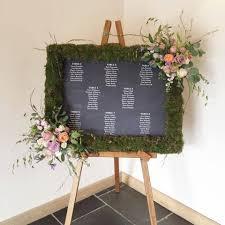 escort table board kate avery flowers - Botanical Brouhaha