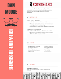 20 Resume Templates 2017 To Win With Best Template For Resume 2017