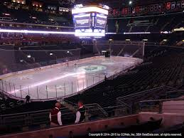 Nationwide Arena View From Club Level 8 Vivid Seats