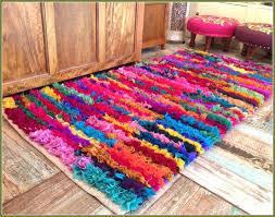 furniture multi colored rugs gy rug home design ideas striped bath mat