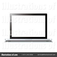 laptop clipart. royalty-free (rf) laptop clipart illustration #1096160 by michaeltravers