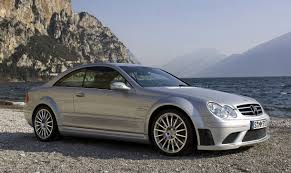 Mercedes-Benz CLK63 AMG Black Series : 2008 | Cartype