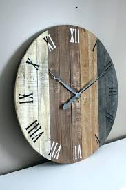 big round wall clock large round wall clock like this item large wall clocks for