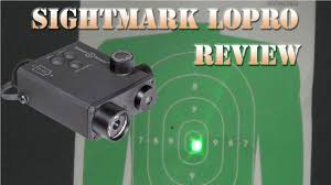 Sightmark Laser Light Combo Review Sightmark Lopro Laser Flashlight Combo Review