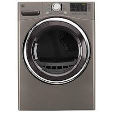 kenmore 68132. kenmore 81383 7.4 cu. ft. electric dryer w/ steam - metallic silver 68132 r