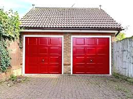 red garage door red garage door front view of traffic red one piece garage doors garage red garage door garage door sensor