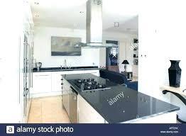 island hoods kitchen canopy hood islands stock photo extractor fan nice designer cooker uk
