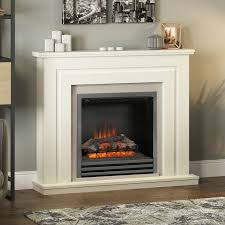 be modern whitham electric fireplace suite 2kw