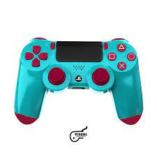 Controle Playstation 4 Blueberry