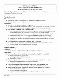 Words To Describe Yourself On A Resume Awesome Qualifications Resume