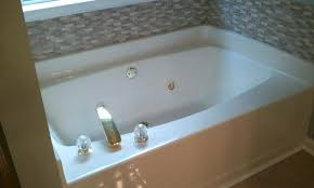 tub repair kit with wall tile the right fiberglass