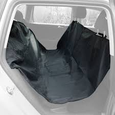 seat guard dog car cover small gap fill half rear seat width