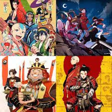 Nếu người Nhật làm phim Avatar Nguồn:... - Avatar: The Last Airbender - The  Legend of Korra Vietnam