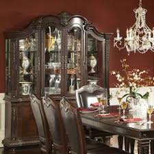 palace china cabinet dining room table