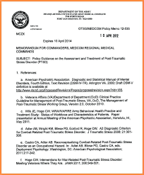 Memorandum For Record Army Example Alc – Bbfinancials.info