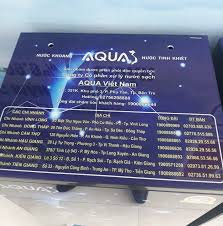 Máy lọc nước Aqua Việt Nam - Posts