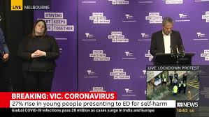 Melbourne lockdown preparation begins as nsw border closed. Coronavirus Australia Live News Police Arrest 14 People At Disappointing Anti Lockdown Protests In Melbourne Abc News