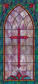 optional diamonds church window design in2