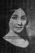 """Eleanora Chambers """"Ella"""" Van Leer Kirkman (1821-1849) - Find A ..."""