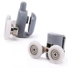 Lance Home® Double <b>Shower Door</b> Rollers,S- Buy Online in Israel ...