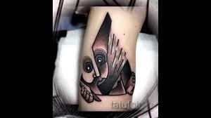 фото тату треугольник классные варианты готовых татуировок на теле человека