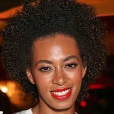 Solange Knowles Model Songwriter Singer Dancer Biography