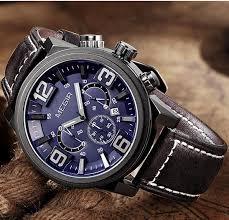 megir 2015 quartz sport watch waterproof genuine leather strap waterproof watch men megir chronograph gallery desc desc desc desc desc desc desc