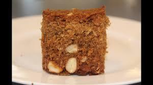 Sri Lankan Coconut Cakepol Cake Bibiikkan Gluten Dairy Free