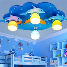children bedroom lighting. kids led ceiling lamp child lighting lights 220v dolphin children led light boys bedroom c